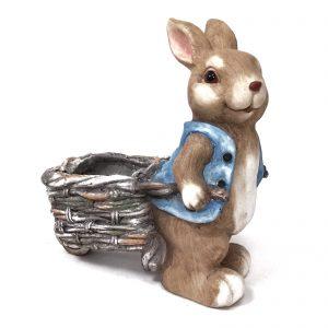 ארנב גינה מעוצב