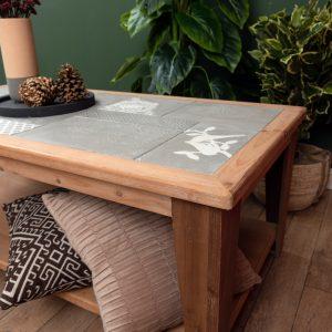 שולחן סלון מלבני NIKAIA