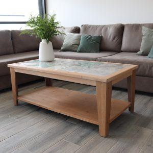 שולחן לסלון מלבני NIKAIOS