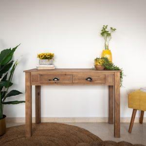 שולחן כתיבה מעץ דגם APOLONIA