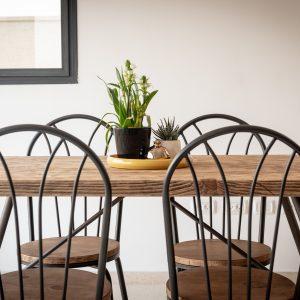 כיסאות מעוצבים | כיסאות לפינת אוכל