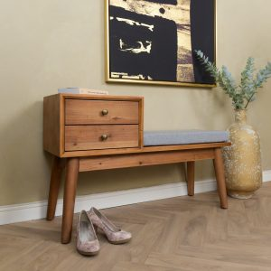 ספסל מעוצב דגם RetroB