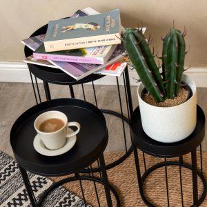 שולחנות קפה מעוצבים   שולחנות קפה לסלון