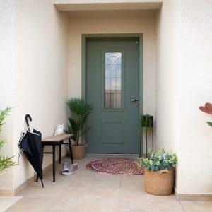 עיצוב המרפסת והגינה