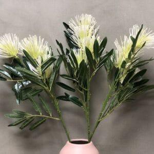 ענף עיצוב מיוחד לבן