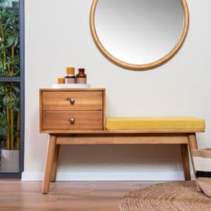 ספסל וינטג׳ מעוצב | RETRO A