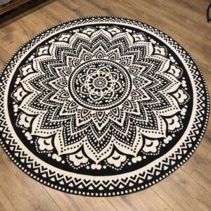 שטיח עגול דגם ALLOA