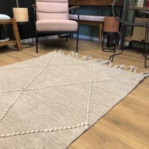שטיח מלבני דגם RAY