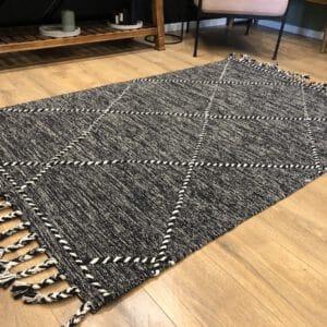 שטיח מלבני דגם RAY DARK