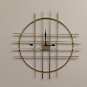שעון מתכת זהב עתיק 80