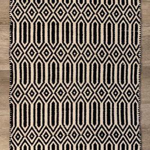 שטיח מלבני | ROMBO NERO L