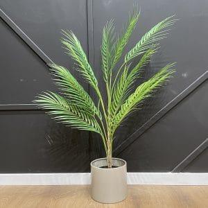 עץ דקל מלאכותי 90