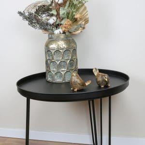 שולחן צד מתכתי | SINGLE GRANDE