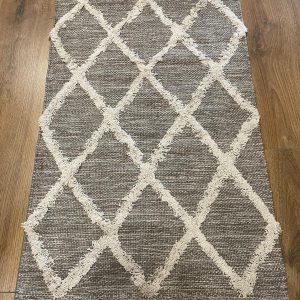 שטיח בגוון קפה   RICKY