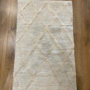 שטיח בגוון קרם   SANDRA