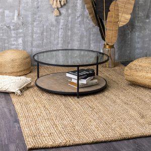 שטיח חבלים מלבני   CORDA