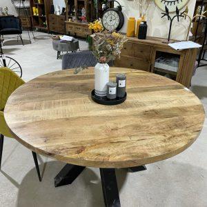 שולחן פינת אוכל מעץ מנגו | TORRIDA